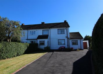 Thumbnail 3 bed semi-detached house for sale in Crossways, Tatsfield, Westerham