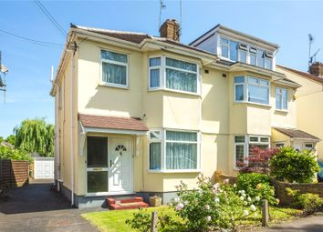 Thumbnail 3 bedroom semi-detached house for sale in Rayleigh Road, Hutton, Brentwood, Essex