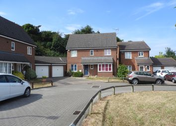 Thumbnail 3 bedroom link-detached house to rent in Mermaid Close, Gravesend, Kent
