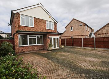 Thumbnail 3 bed detached house for sale in Northfield Road, Soham