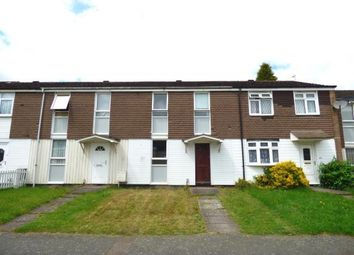 Thumbnail 3 bed terraced house for sale in Hamble, Belgrave, Tamworth, Staffordshire