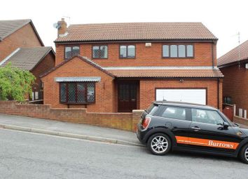 Thumbnail 4 bed detached house for sale in Carvers Court, Brotton, Saltburn-By-The-Sea