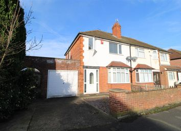 Thumbnail 3 bedroom semi-detached house for sale in Bancroft Road, Newark
