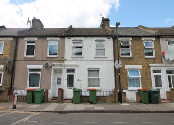 Thumbnail 3 bedroom terraced house to rent in Exning Road, London