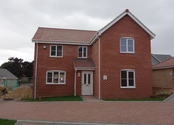 Thumbnail 4 bed detached house for sale in Walker Gardens, Wrentham, Beccles