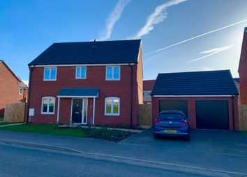 Thumbnail 4 bedroom detached house to rent in Towndam Lane, Donington, Spalding