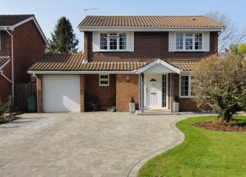 Thumbnail 4 bedroom property for sale in Warwick Gardens, Ashtead