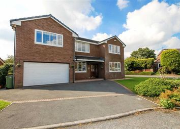 Thumbnail 5 bedroom detached house for sale in Clough Meadow, Lostock, Bolton