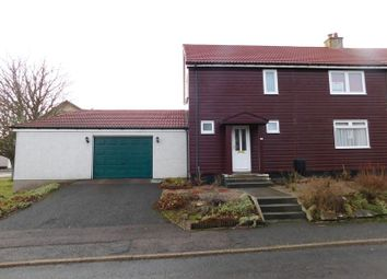Thumbnail 4 bed semi-detached house for sale in St. Peters Road, Thurso