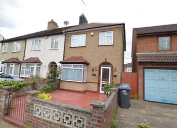 Thumbnail 3 bed end terrace house for sale in Catherine Road, Enfield, Greater London