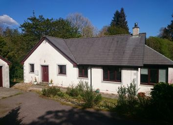 Thumbnail 4 bed detached bungalow for sale in Woolstone Ford By, Lochgilphead