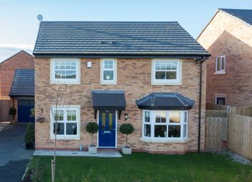 Thumbnail 4 bed detached house to rent in Dilworth Court, Dilworth Lane, Longridge, Preston