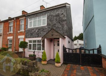 Thumbnail 3 bed end terrace house for sale in Dores Road, Swindon