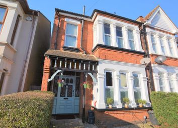 Thumbnail 4 bedroom end terrace house for sale in Surbiton Road, Southend-On-Sea