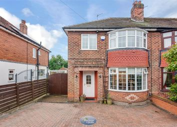 4 bed semi-detached house for sale in Woodland Drive, Worksop, Nottinghamshire S81