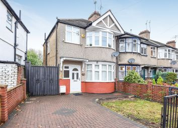 Thumbnail 3 bed end terrace house for sale in Eastcote Avenue, Harrow