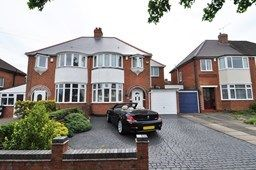 Thumbnail 4 bed semi-detached house to rent in Hill Top Road, Northfield, Birmingham
