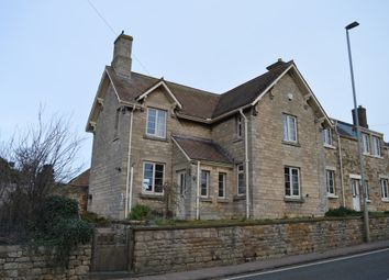 Thumbnail 3 bed cottage to rent in Main Street, Croxton Kerrial, Grantham