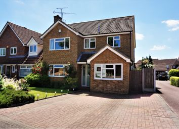 Thumbnail 4 bed detached house for sale in Purleigh Close, Basildon