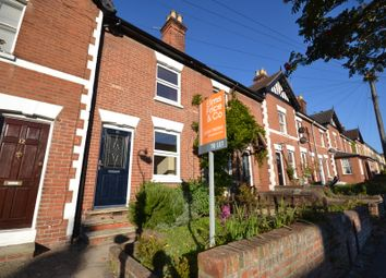 Thumbnail 3 bed terraced house to rent in Salisbury Avenue, Colchester