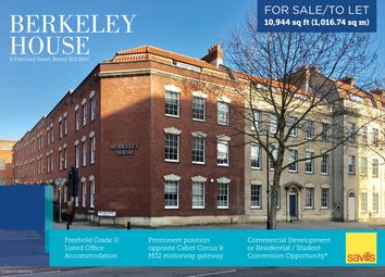 Thumbnail Office for sale in Portland Place, Pritchard Street, Bristol