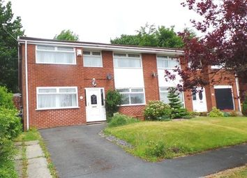 Thumbnail 4 bedroom semi-detached house for sale in Trevarrick Court, Horwich, Bolton