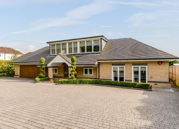 Thumbnail 5 bed detached house for sale in The Ridgeway, Northaw, Potters Bar