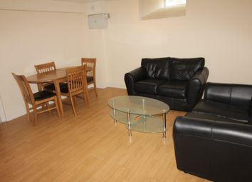 Thumbnail 4 bed flat to rent in Crwys Road, Roath, Cardiff