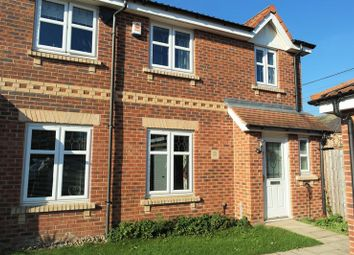 Thumbnail 3 bed semi-detached house to rent in Willow Avenue, Ranskill, Retford