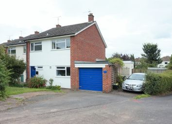 Thumbnail 3 bed end terrace house for sale in Calway Road, Taunton