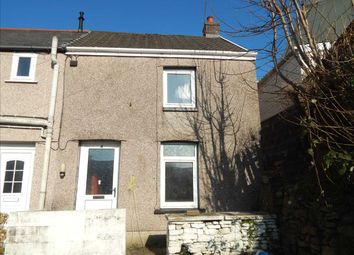 Thumbnail 2 bedroom semi-detached house to rent in York Street, Porth