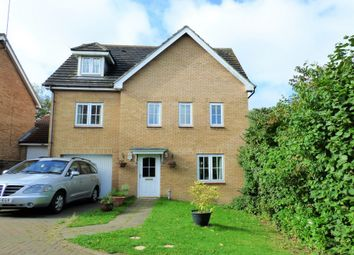 Thumbnail 6 bed detached house for sale in Henry Close, Haverhill