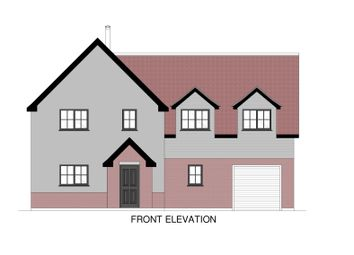 Thumbnail 4 bed detached house for sale in Tower Road, Fleggburgh, Great Yarmouth