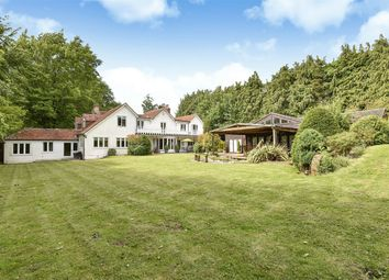 Thumbnail 5 bed detached house for sale in Kempshott Park, Dummer, Hampshire