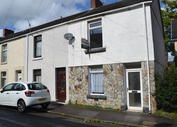 Thumbnail 2 bed end terrace house to rent in Pegler Street, Brynhyfryd, Swansea