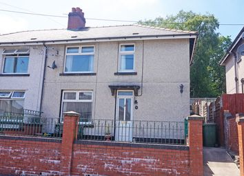 3 bed semi-detached house for sale in Woodfield Terrace, Tir-Y-Berth CF82