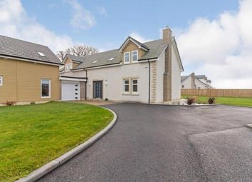 Thumbnail 4 bedroom detached house for sale in The Oaks, Moss Road, Dunmore, Larbert