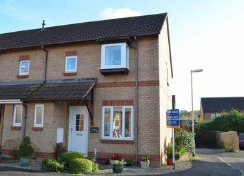 Thumbnail 3 bedroom semi-detached house for sale in Robin Close, Cullompton