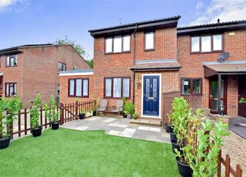 Thumbnail 2 bed end terrace house for sale in Swann Way, Broadbridge Heath, Horsham, West Sussex