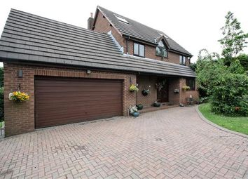 Thumbnail 5 bed detached house for sale in Simister Lane, Prestwich, Manchester