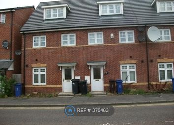Thumbnail 3 bed terraced house to rent in Queens Road, Manchester