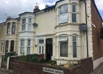Thumbnail 1 bedroom flat to rent in Laburnum Grove, Portsmouth