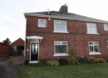 Thumbnail 3 bed semi-detached house for sale in Briar Road, Ollerton, Newark