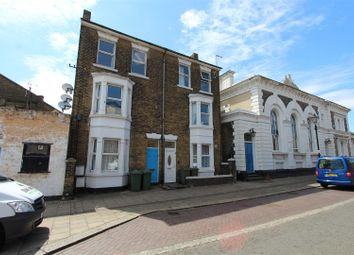 Thumbnail 1 bed flat to rent in High Street, Blue Town, Sheerness