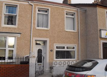 Thumbnail 3 bedroom terraced house for sale in Windsor Road, Neath, Neath, West Glamorgan