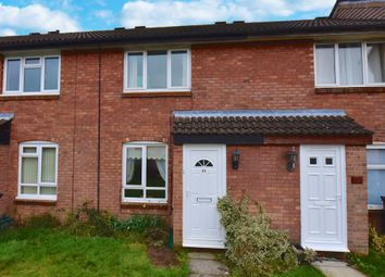 Thumbnail 2 bed terraced house for sale in Constable Close, Yeovil