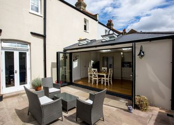 Thumbnail 3 bed terraced house to rent in Ravensbury Road, London