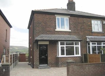 Thumbnail 2 bed semi-detached house to rent in Earl Road, Ramsbottom, Lancashire