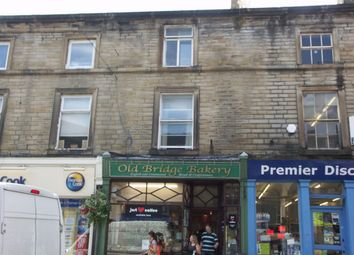 Thumbnail 3 bed flat to rent in Victoria Street, Holmfirth