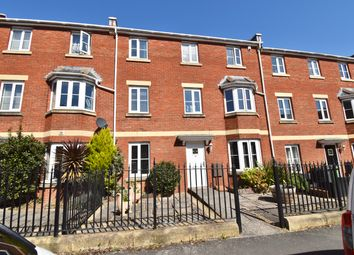 Heraldry Way, Exeter EX2. 4 bed terraced house for sale